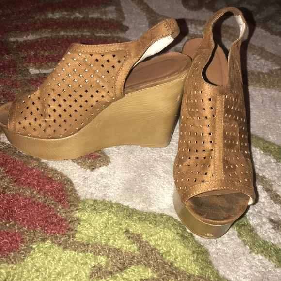 Cato Shoes - Wedges